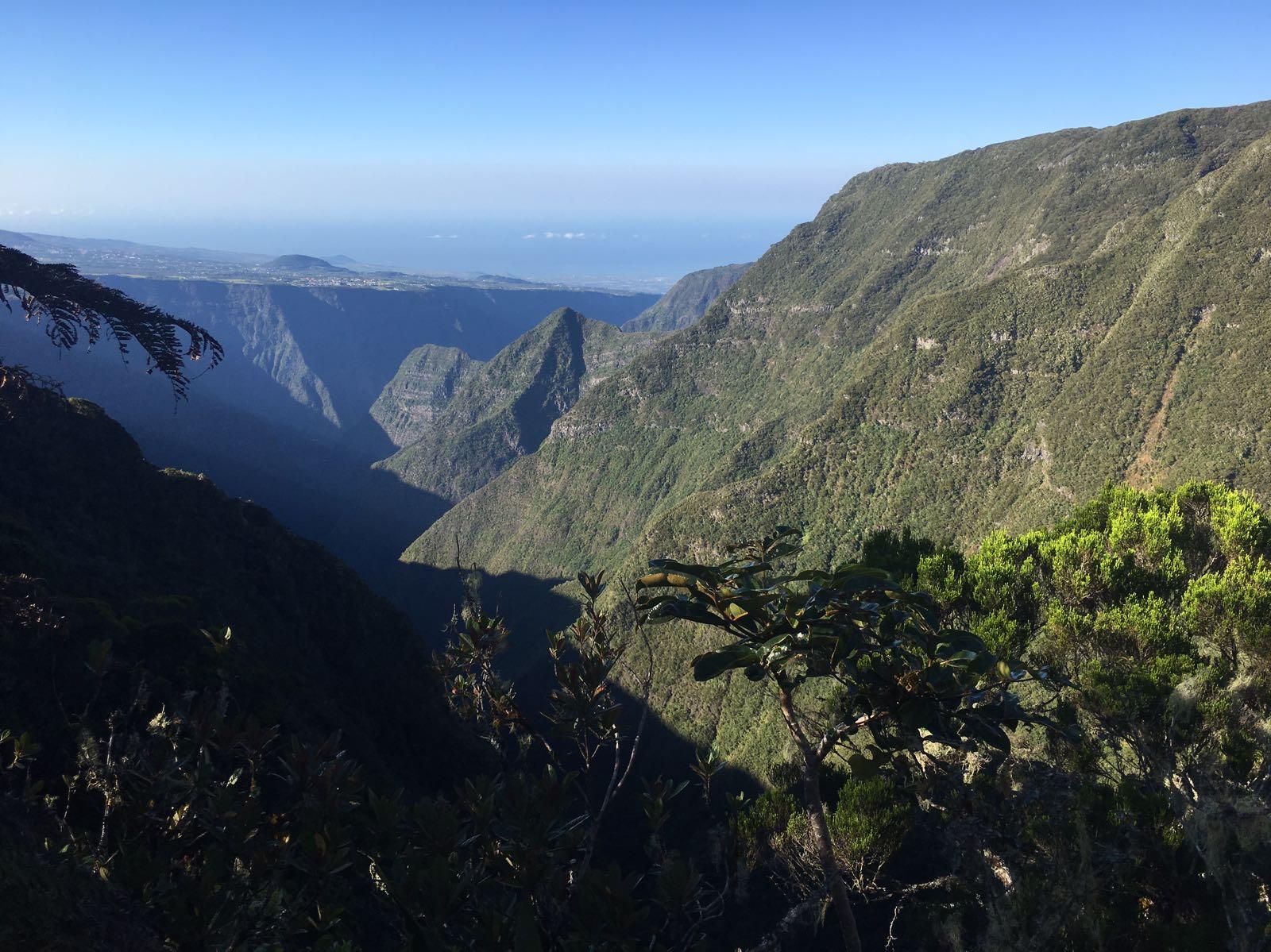 Ile de la Réunion - Diagonale des fous 2017