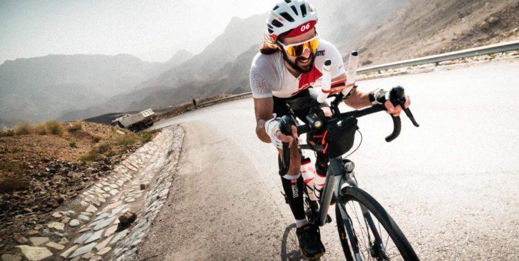 L'aventurier Stéven Le Hyaric, le spécialiste d'ultracyclisme